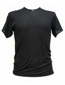 Mens t shirts online: Label Under Construction Parabolic Zip Seam t-shirt