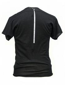T-shirt Label Under Construction Parabolic Zip Seam