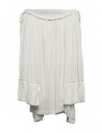 Miyao white skirt MM-S-03-WHITE-SKIRT order online