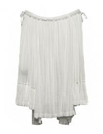 Miyao white skirt