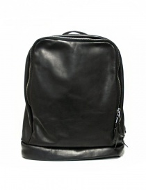 Delle Cose style 76 black leather backpack 76-BABY-CALF-BLK order online