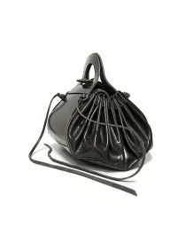 Delle Cose style 700 black leather bag