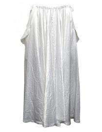 Miyao white long skirt MM-S-01-WHITE-SKIRT order online