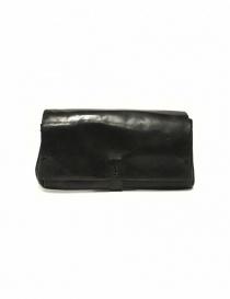 Portafogli online: Portafoglio Delle Cose modello 81 in pelle nera