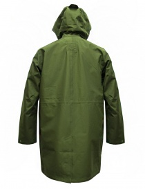 Giacca Goldwin Hooded Spur Coat colore verde