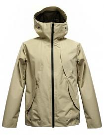 Goldwin Hooded Spur Coat beige short jacket GO01701-BEIGE order online