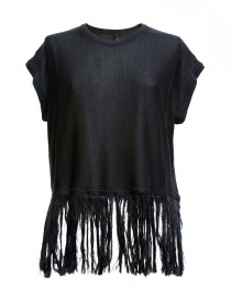 Sara Lanzi blue sweater 02JSE0208-BLU order online