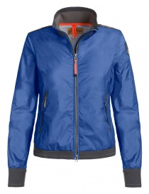 Womens jackets online: Parajumpers Adele provence blue jacket