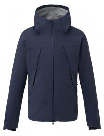 Giubbino Allterrain by Descente Streamline Boa Shell colore blu  DIA3701U-GRNV order online