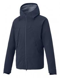 Allterrain by Descente Streamline Boa Shell graphite navy jacket