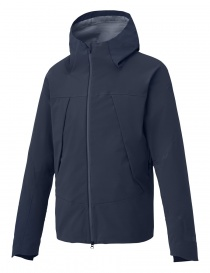 Giubbino Allterrain by Descente Streamline Boa Shell colore blu