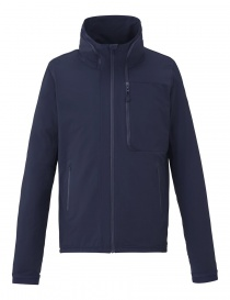 Allterrain by Descente Super Sonic Stretch graphite navy jacket DIA3712U-GRNV order online