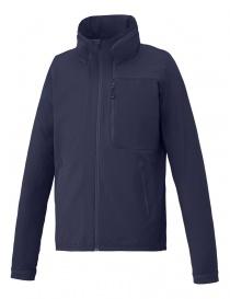 Allterrain by Descente Super Sonic Stretch graphite navy jacket