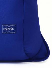 Zaino AllTerrain by Descente X Porter colore blu azzurrite