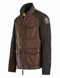 Parajumpers Roof bush leather jacket