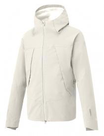 Allterrain by Descente Streamline Boa Shell icicle white jacket