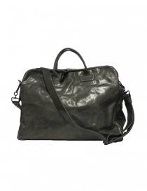 Delle Cose 2107 style leather bag, black polished color 2107-HORSE-BK order online