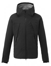 Allterrain by Descente Streamline Boa Shell black jacket DIA3701U-BLK order online