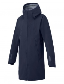 Allterrain by Descente Streamline Boa Shell graphite blue coat