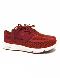 Sperry Top-Sider 7 Seas red sneakers STS15529-RED order online