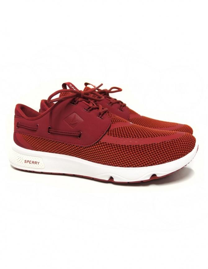 Sperry Top-Sider 7 Seas red sneakers