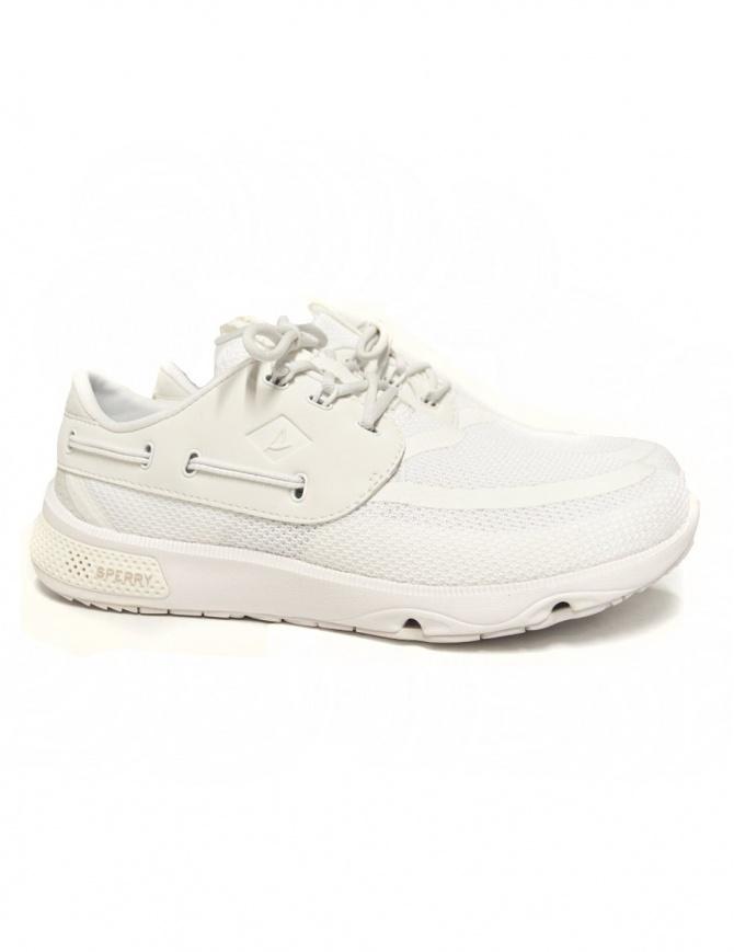 Sperry Top-Sider 7 Seas white sneakers