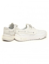 Sneakers Sperry Top-Sider 7 Seas colore bianco calzature-uomo