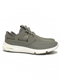 Sperry Top-Sider 7 Seas grey sneakers STS15526-GREY order online