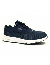 Sperry Top-Sider 7 Seas navy sneakers