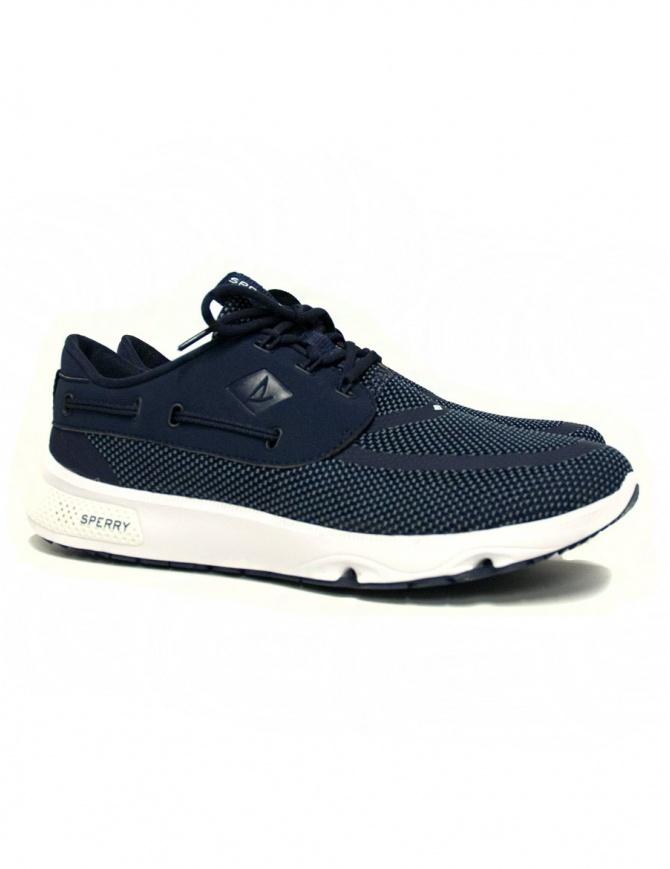 Sperry Top-Sider 7 Seas navy sneakers