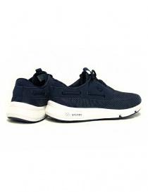 Sneakers Sperry Top-Sider 7 Seas colore blu navy calzature-uomo