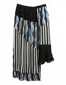 Kolor asymmetric skirt