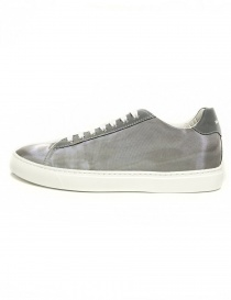 Be Positive silver sneakers