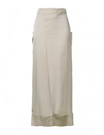 Rito khaki nude mid skirt 0777RTS107S-PANT-KHA order online