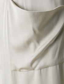Rito khaki nude mid skirt