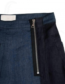 Rito navy skirt pants