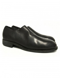Guidi 990E black leather shoes 990E-HORSE-FG-BLKT order online