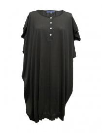 Abito Hiromi Tsuyoshi colore grigio scuro PS-06-DRESS-DARKCOLO order online