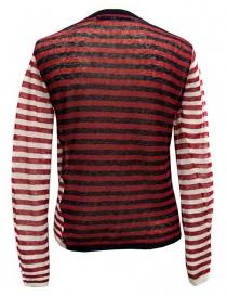 Hiromi Tsuyoshi stripes pullover