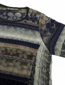 M.&Kyoko mixed silk pullover