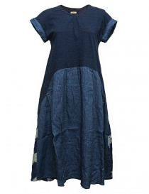 Kapital indigo dress