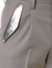 Kolor navy cigarette trousers