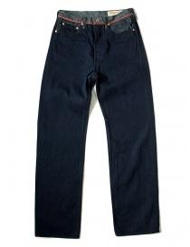 Kapital Indigo x Indigo jeans