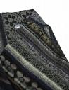 M.&Kyoko mixed silk vest shop online womens vests