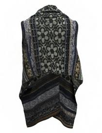 M.&Kyoko mixed silk vest price