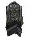 M.&Kyoko mixed silk vest KAGH016W-VEST price