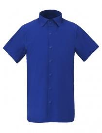 Camicia Allterrain by Descente Seamless Stretch colore blu azzur DIA4701U-AZBL order online