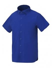 Allterrain by Descente Seamless Stretch azurite blue shirt price