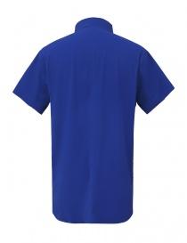 Allterrain by Descente Seamless Stretch azurite blue shirt mens shirts buy online