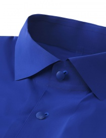 Camicia Allterrain by Descente Seamless Stretch colore blu azzur camicie-uomo acquista online